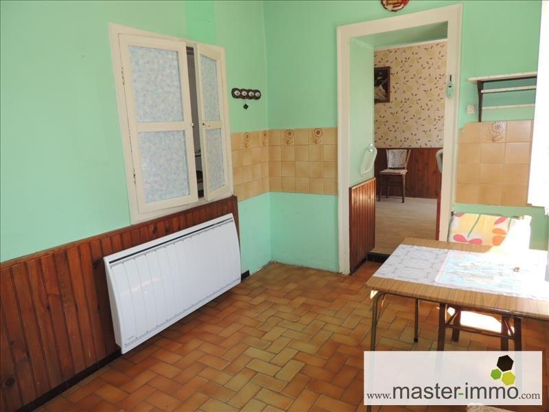 Venta  casa Villeneuve en perseigne 74000€ - Fotografía 4