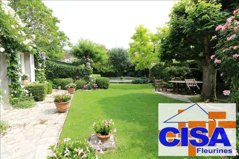 Vente maison / villa Fleurines 525 000€ - Photo 3