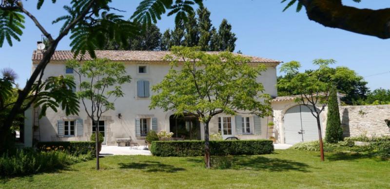 Immobile residenziali di prestigio casa Le thor 1295000€ - Fotografia 1