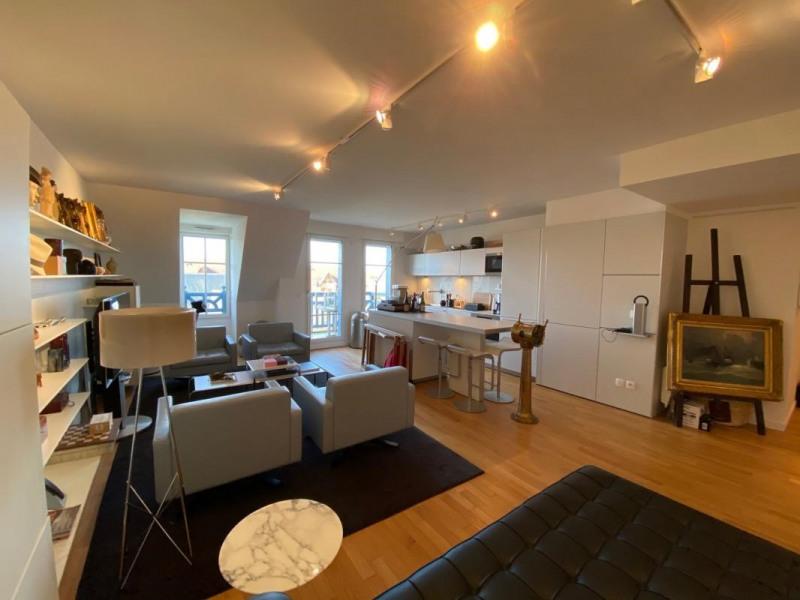 Immobile residenziali di prestigio appartamento Deauville 657200€ - Fotografia 3