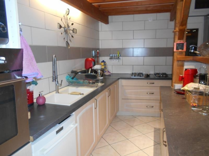 Vente maison / villa Aoste 158 000€ - Photo 2