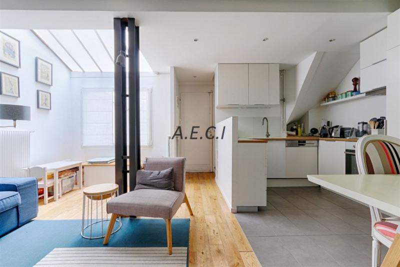Vente appartement Asnieres sur seine 610000€ - Photo 4