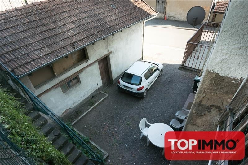Investment property building Docelles 118000€ - Picture 8
