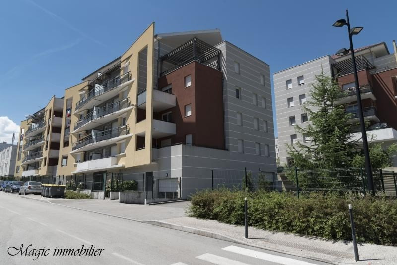 Rental apartment Bellegarde sur valserine 631€ CC - Picture 1