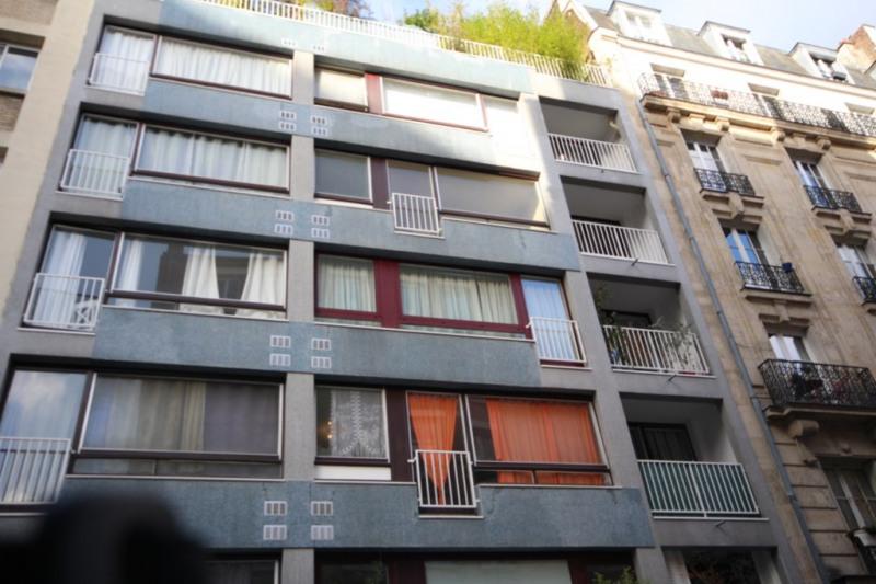 Verkoop  appartement Paris 20ème 489300€ - Foto 1