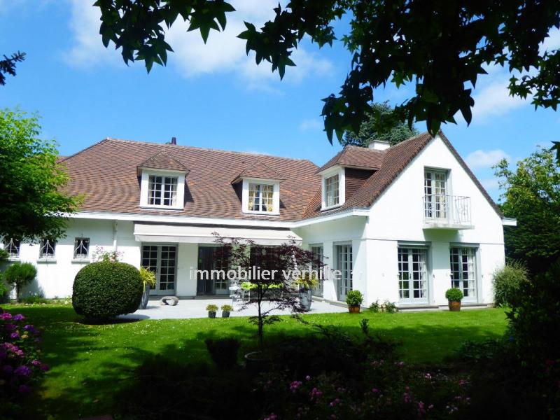 Deluxe sale house / villa Hallennes lez haubourdin 815000€ - Picture 1