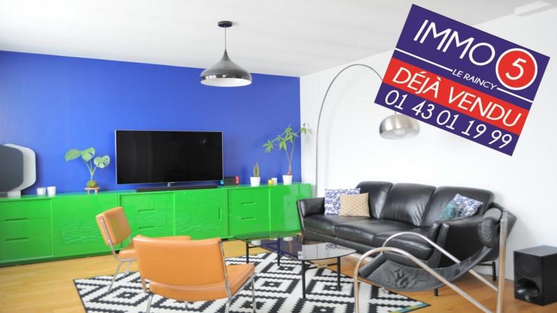 Sale apartment Le raincy 275000€ - Picture 1