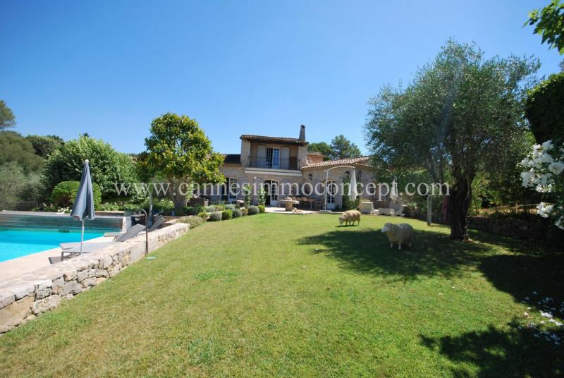 Deluxe sale house / villa Grasse 1590000€ - Picture 4