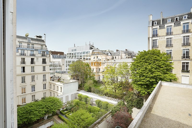 Vente de prestige appartement Paris 8ème 446 000€ - Photo 8
