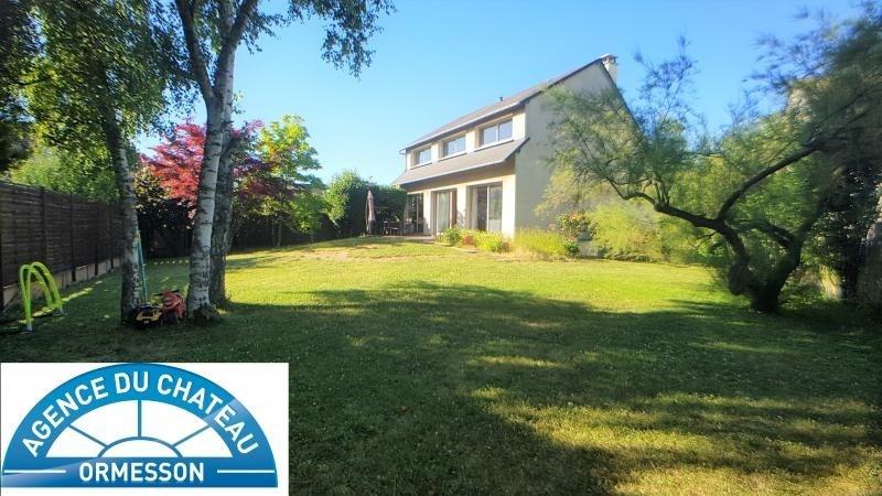 Vente maison / villa Noiseau 420000€ - Photo 1