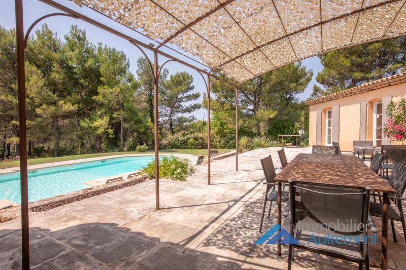 Immobile residenziali di prestigio casa Aix-en-provence 1095000€ - Fotografia 4