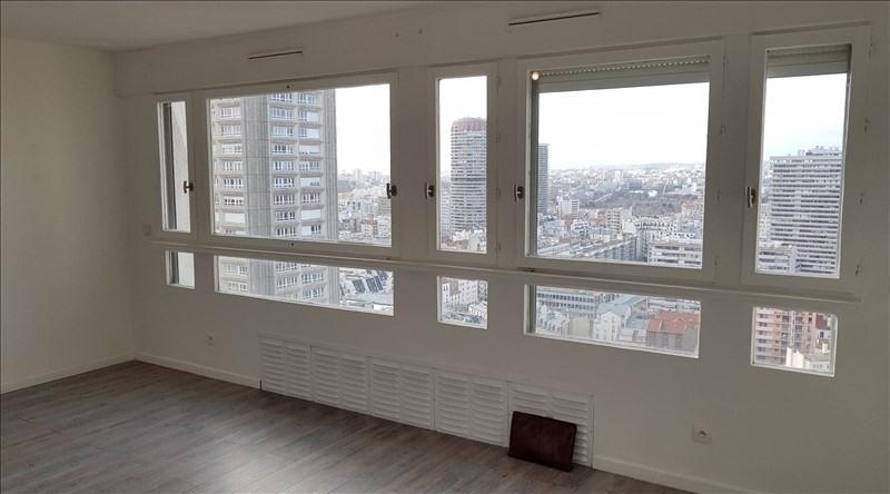 Sale apartment Paris 13ème 266000€ - Picture 3