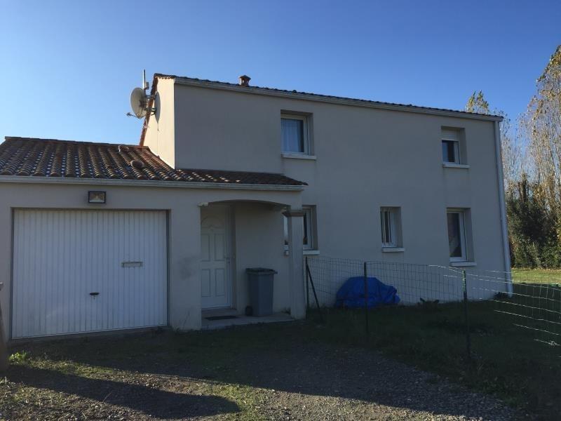 Vente maison / villa St hilaire la foret 168800€ - Photo 1