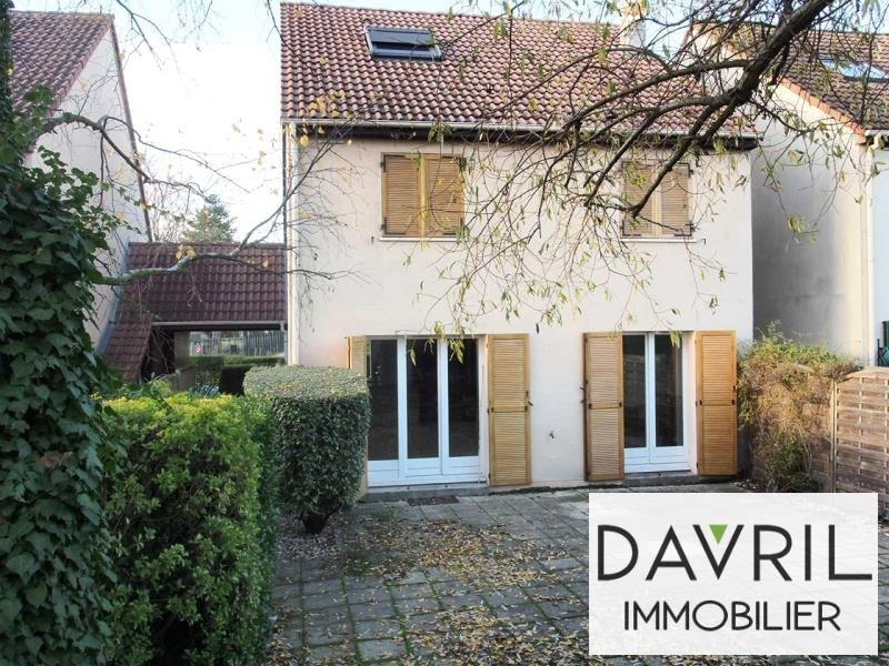 Vente maison / villa Andresy 380100€ - Photo 1