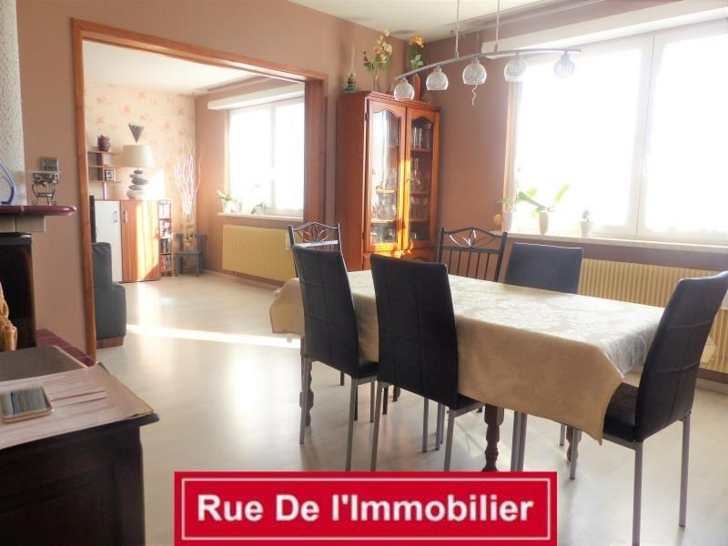 Sale house / villa Wingen-sur-moder 189 500€ - Picture 5
