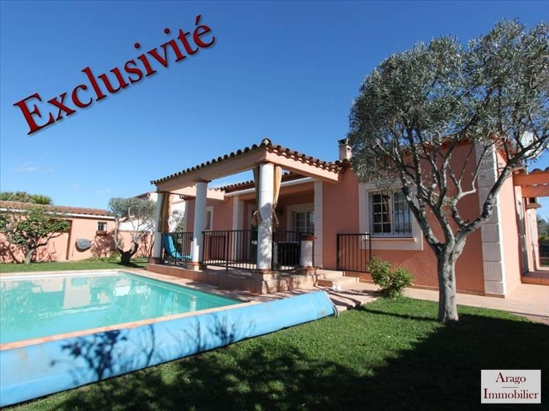 Vente maison / villa Rivesaltes 385000€ - Photo 1