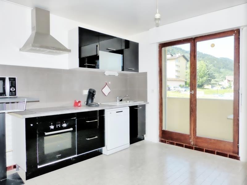 Vente appartement Marnaz 160000€ - Photo 2