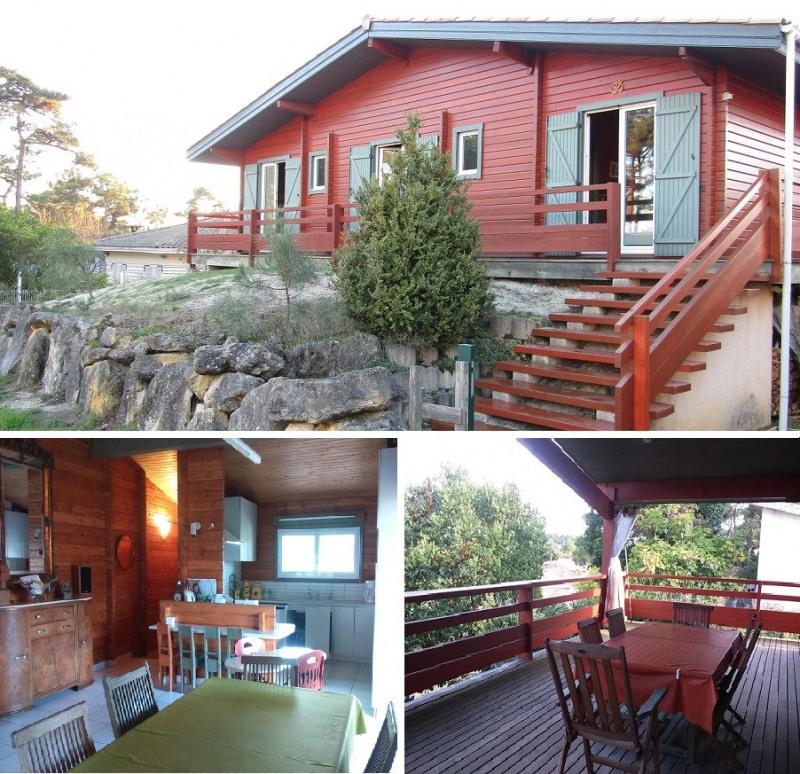 Alquiler vacaciones  casa Lacanau-ocean 1110€ - Fotografía 1