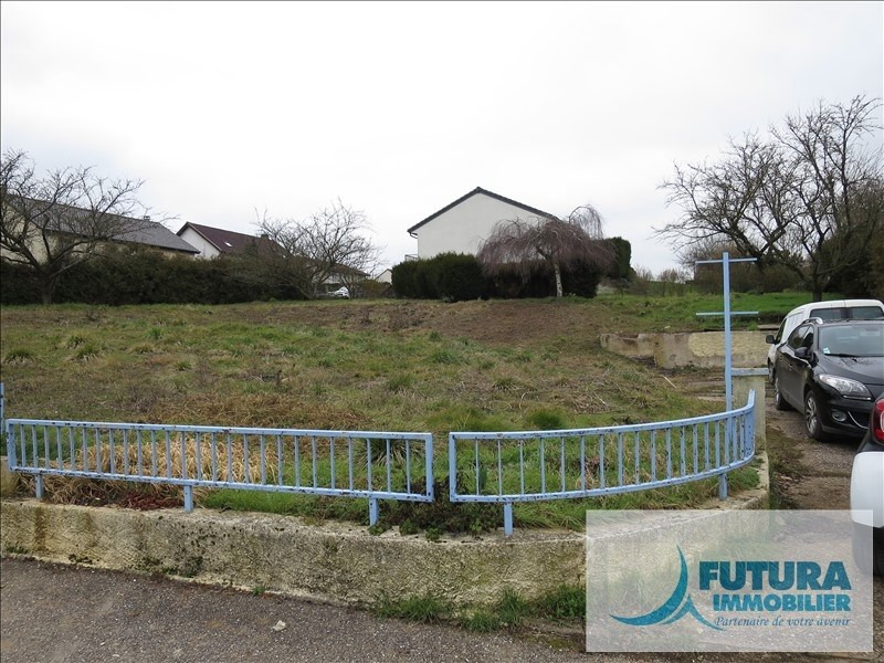 Vente terrain Courcelles chaussy 105 000€ - Photo 2