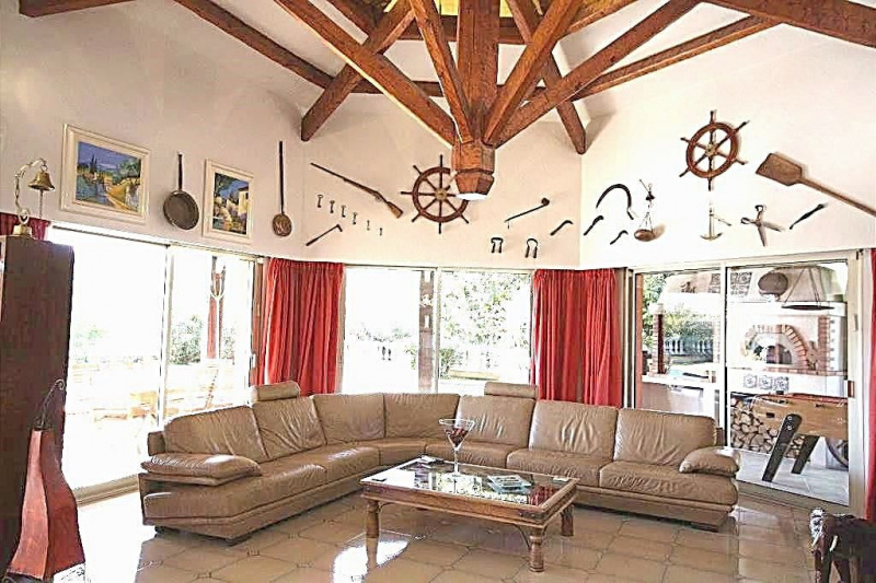 Vente de prestige maison / villa Antibes 1250000€ - Photo 3