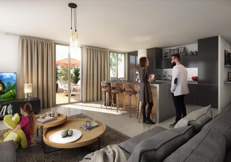 Sale apartment Villeurbanne 342000€ - Picture 4