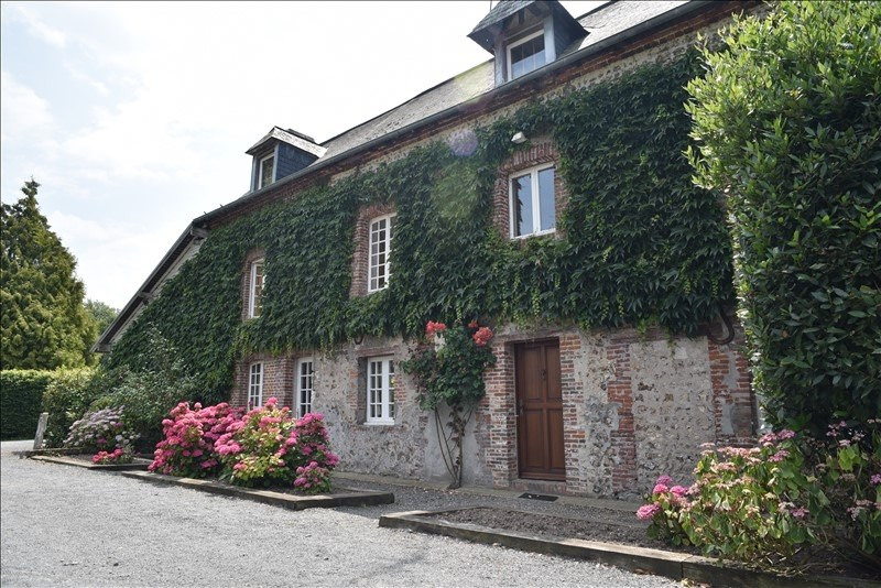 Vente maison / villa Barneville  la  bertran 441 000€ - Photo 2