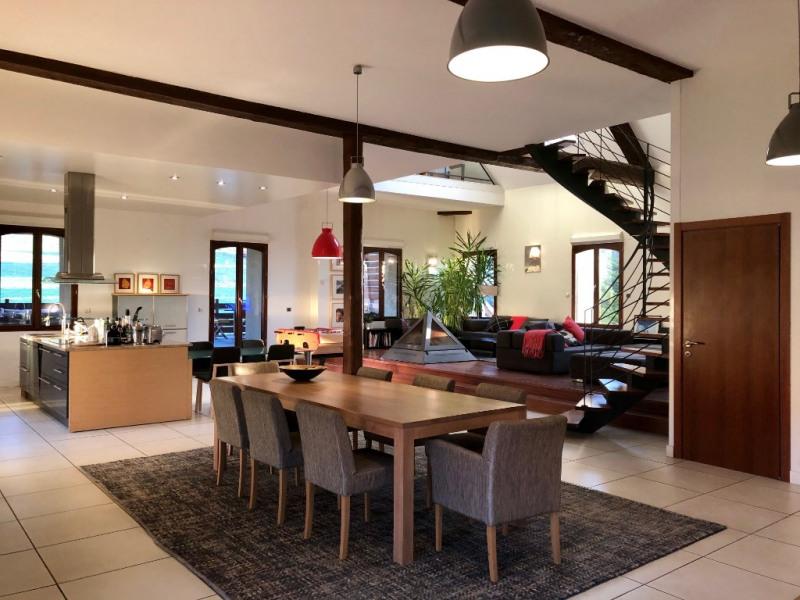 Vente de prestige maison / villa Annecy le vieux 1490000€ - Photo 1