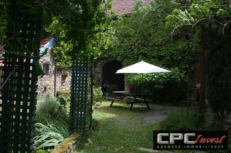 Sale house / villa Poey d'oloron 242500€ - Picture 1