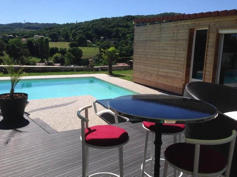 Sale house / villa Laveyron 416000€ - Picture 5