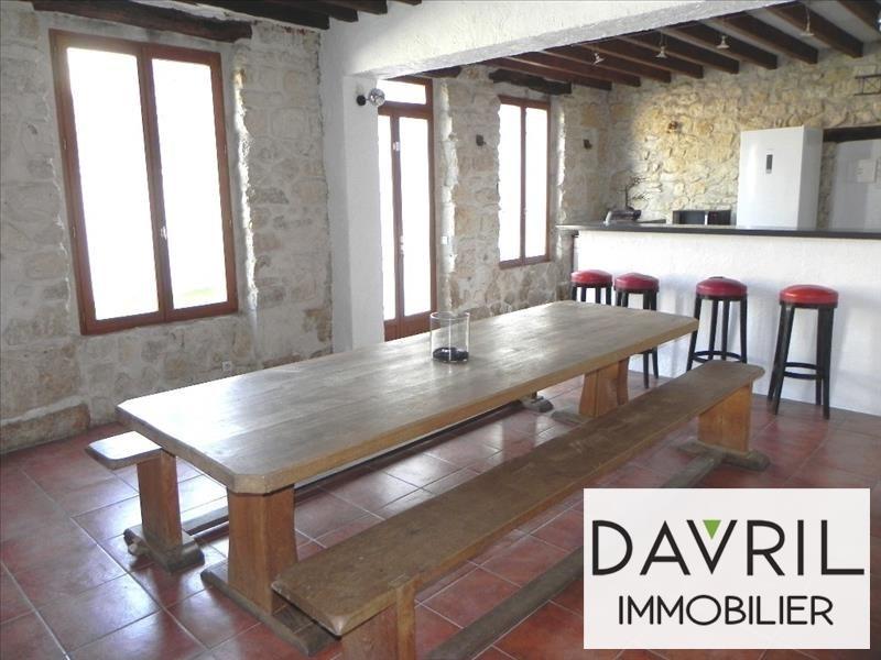 Vente maison / villa Jouy le moutier 480000€ - Photo 2