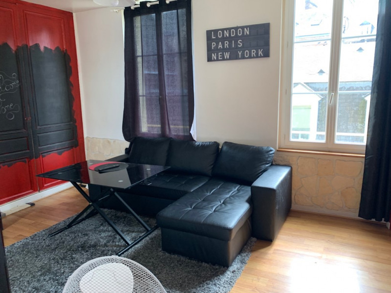 Investment property apartment Rouen 90000€ - Picture 1