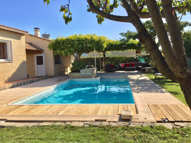 Vente maison / villa Pezenas 418000€ - Photo 10