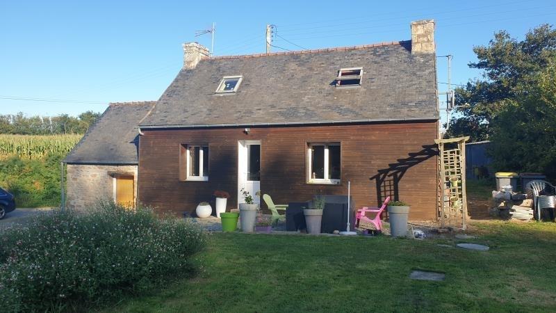 Sale house / villa Pluzunet 98000€ - Picture 1