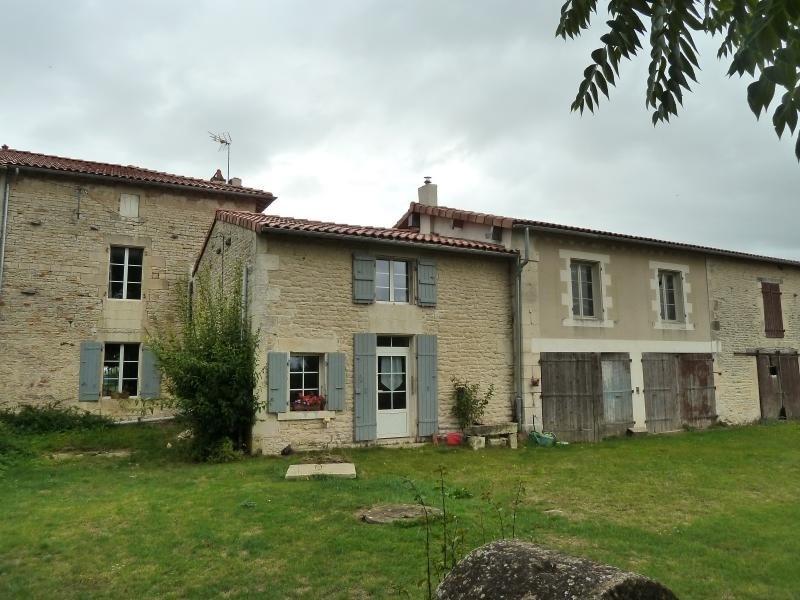 Vente maison / villa Niort 249600€ - Photo 1