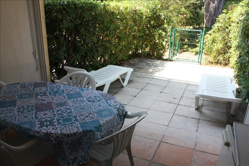 Sale apartment Les issambres 135 000€ - Picture 3