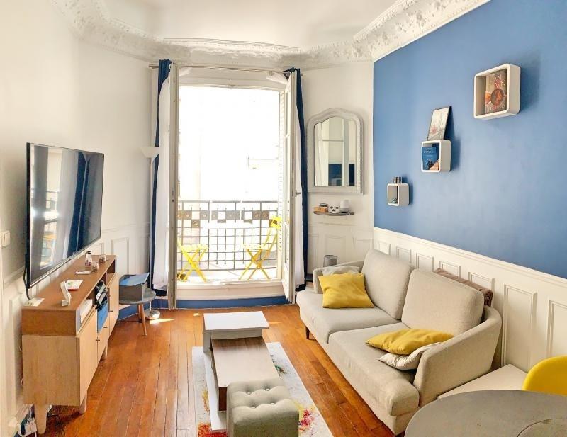 Sale apartment Paris 18ème 409000€ - Picture 1