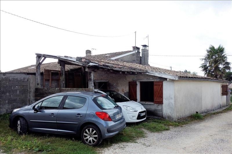Vente maison / villa Laruscade 100000€ - Photo 8