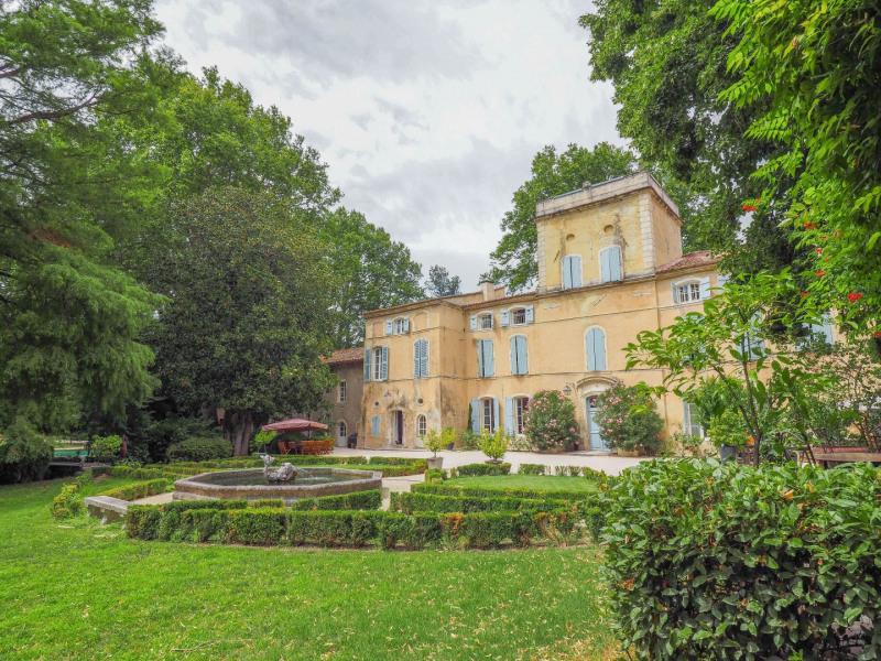 Verkauf von luxusobjekt haus Avignon 3500000€ - Fotografie 4