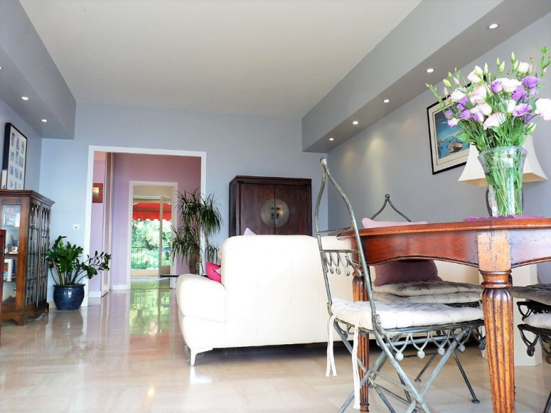 Deluxe sale apartment Nice 699 000€ - Picture 1