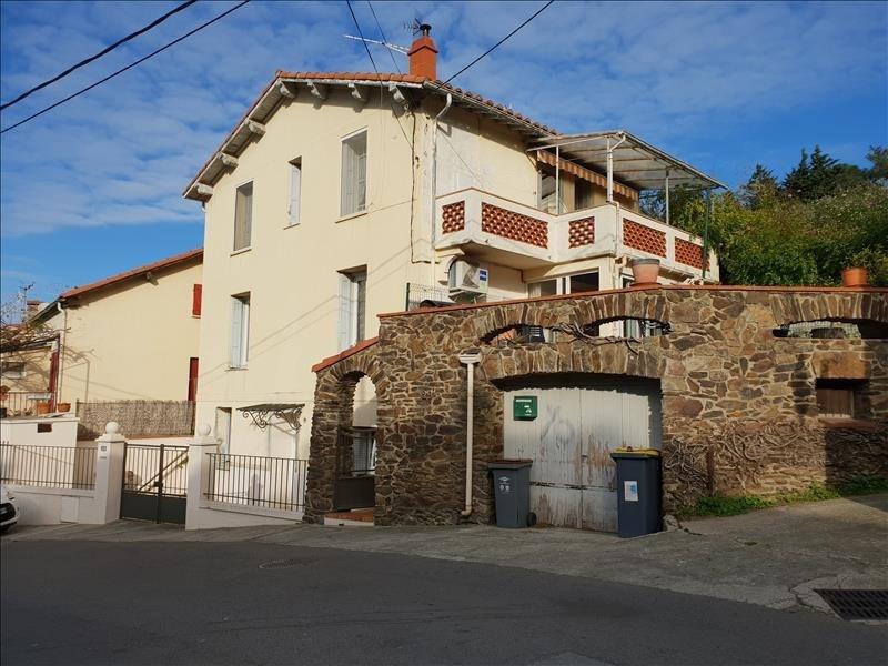 Sale apartment Banyuls sur mer 212000€ - Picture 1
