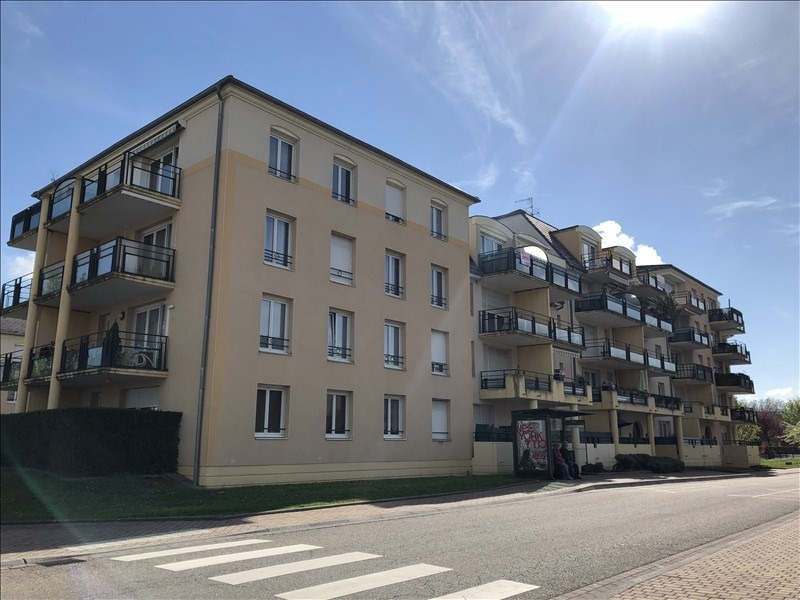 Location appartement Illkirch graffenstaden 564€ CC - Photo 1