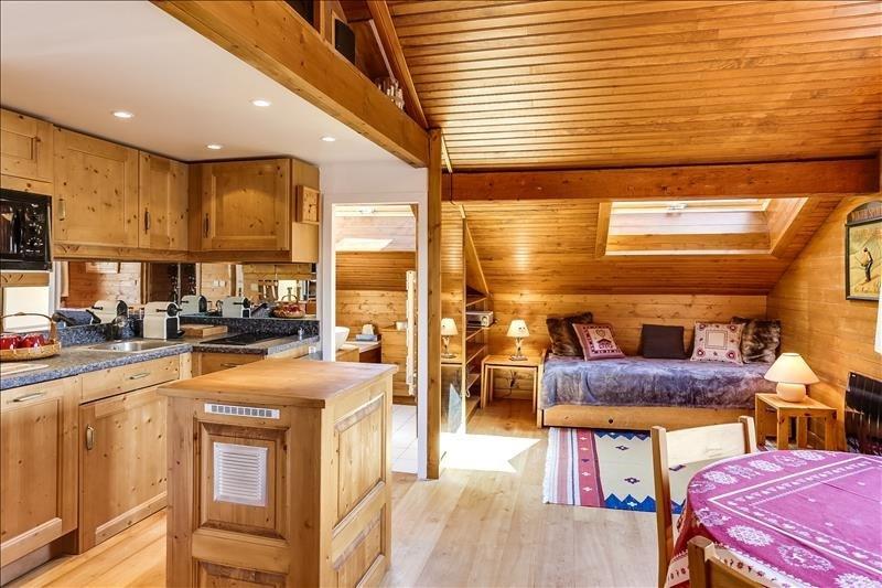 Vente appartement Meribel 330000€ - Photo 3