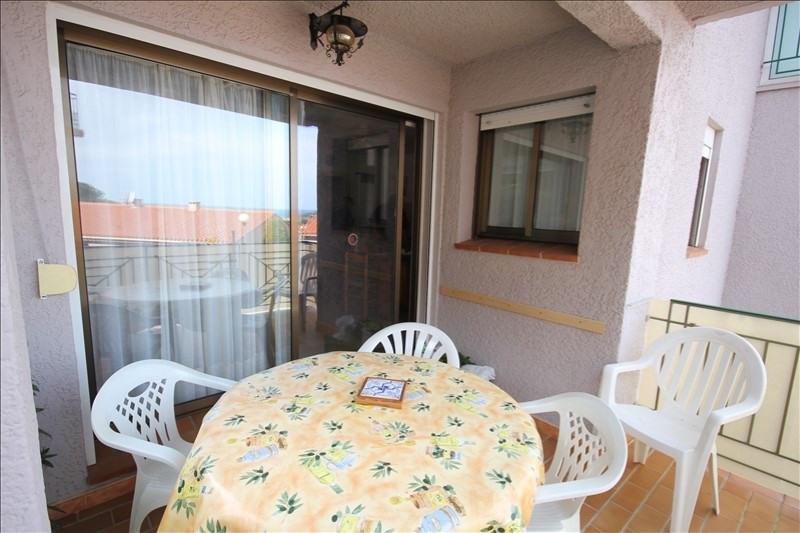 Sale apartment Collioure 190000€ - Picture 1