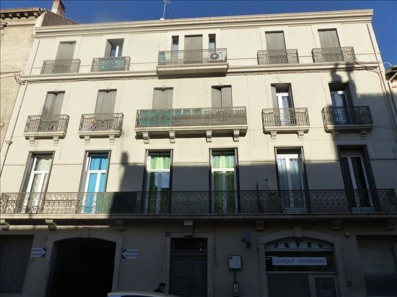 Venta  apartamento Beziers 89000€ - Fotografía 1