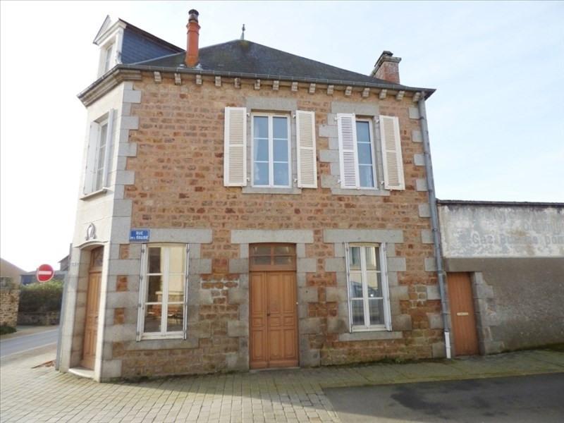 Sale house / villa St georges de reintembault 60000€ - Picture 1