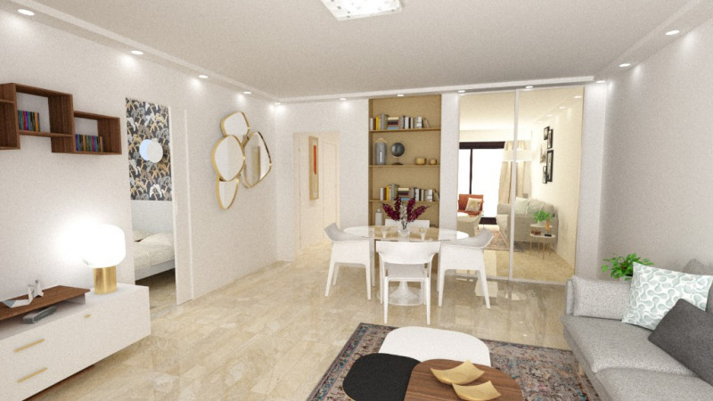 Sale apartment Nice 548000€ - Picture 2