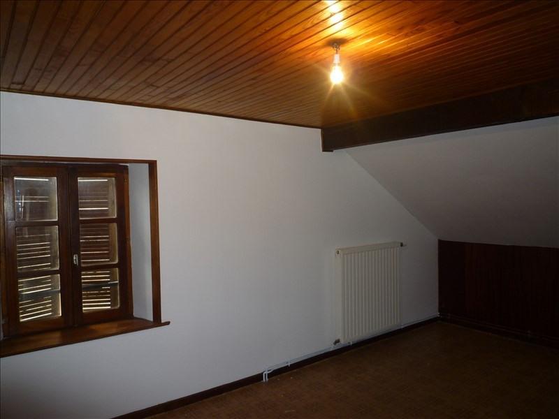 Vente maison / villa Cornimont 123500€ - Photo 5