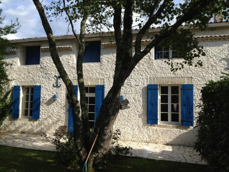 Sale house / villa Medis 378 000€ - Picture 1