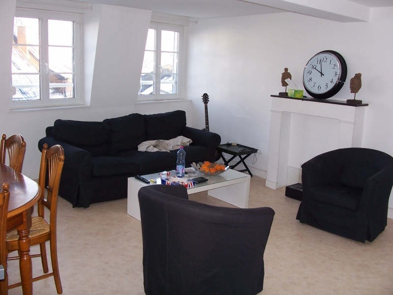Rental apartment Avesnes sur helpe 500€ CC - Picture 1