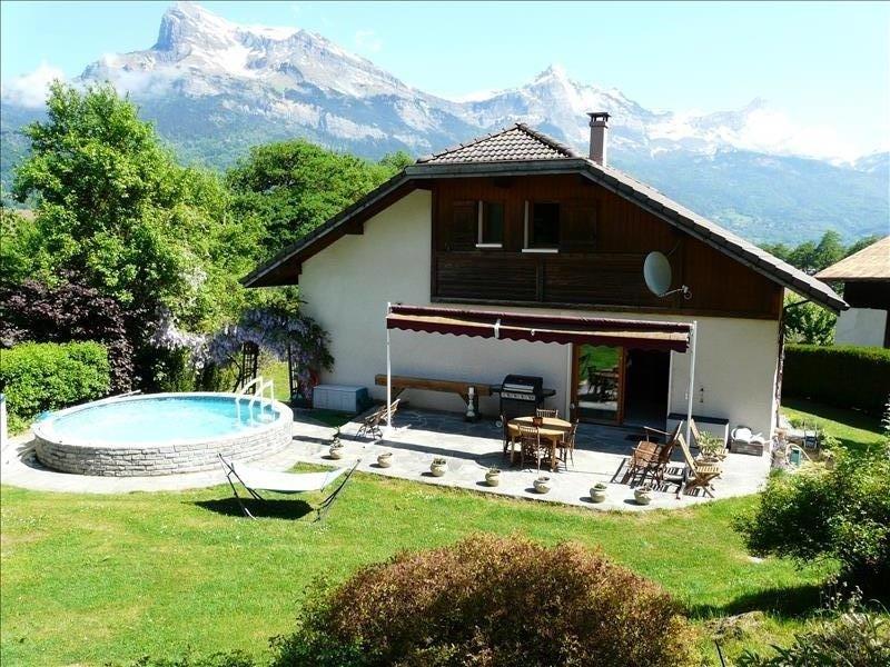 Vente maison / villa Domancy 490000€ - Photo 1